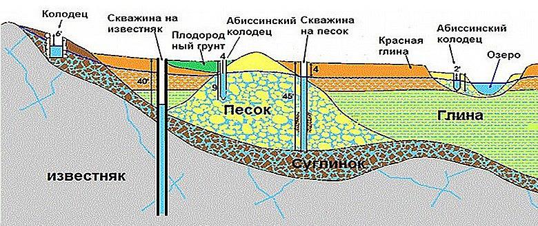 Абиссинская скважина